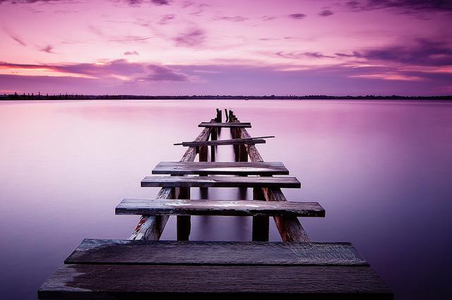 Sunset Pier, Cleveland, Australia