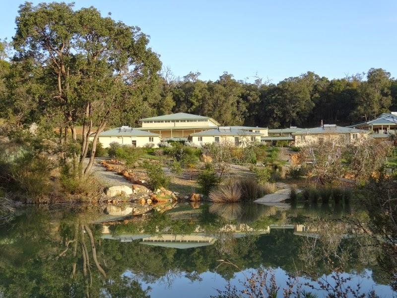 Jhana Grove Retreat Center, Perth, Australia. Photograph by Micheal Percy