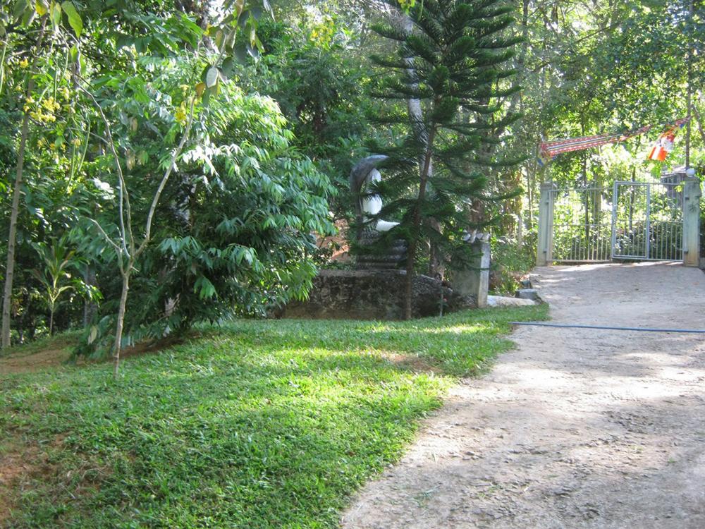 Sri Subodha Retreat Center at Ambuluwawa, Gampola, Sri Lanka.